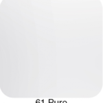 Pure opaque metal finish - 61